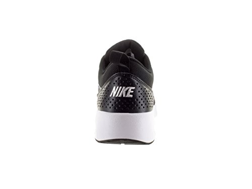 NIKE Womens Air Max Thea Running Shoes Black/Black/White/Mtllc Slver store cheap online clearance classic DhjEDglLvk
