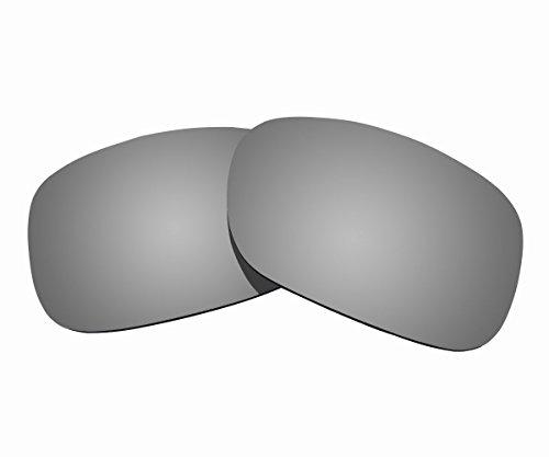 Sunnyblue2 Titanium Polarized Replacement Lenses for Oakley Twoface - Oakley Description Lens