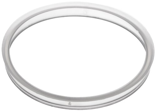 Chemglass CLS-1482-12 Clear Polypropylene Pouring Ring with GL-32 GPI Thread (Pack of 10) by Chemglass (Image #1)