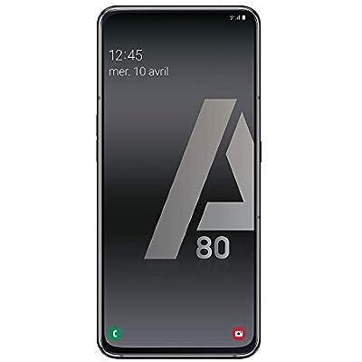 Samsung Galaxy A80 Smartphone  6 7   128GB 8GB RAM  BLACK Other European Version