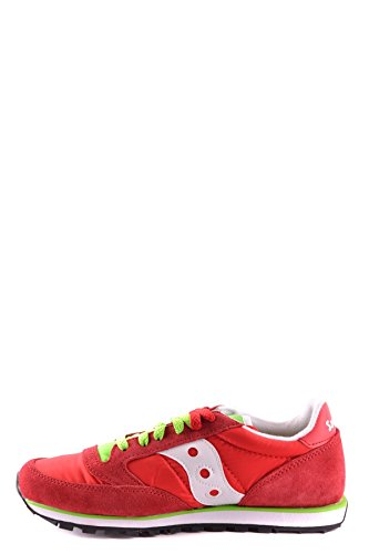 Saucony Sneakers Uomo MCBI268024O Camoscio Rosso/Verde