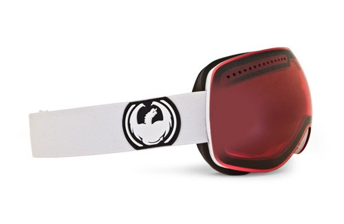 Dragon Alliance APX Goggles (White, Rose), Outdoor Stuffs