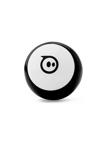 Sphero Mini Black: The App-Controlled Robot Ball (Amazon Exclusive) ()