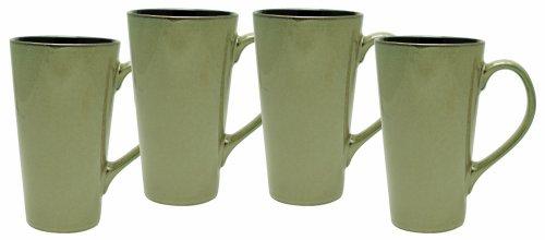 18 oz coffee mug set - 4