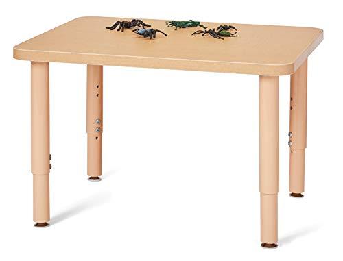 (Jonti-Craft 6254JCP251 Purpose+ Rectangle Table )