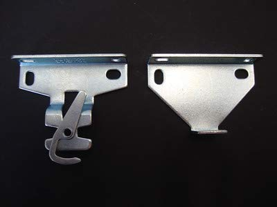 1 Pair Rollease R 16 Roller Shade Brackets (#RB560)