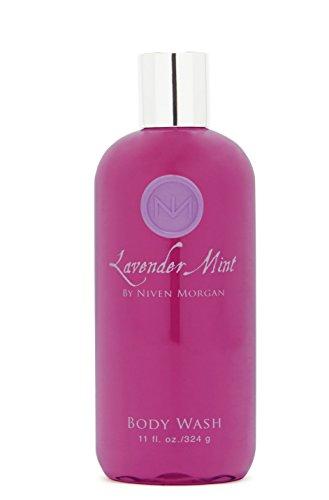 - Niven Morgan Lavender Mint Body Wash