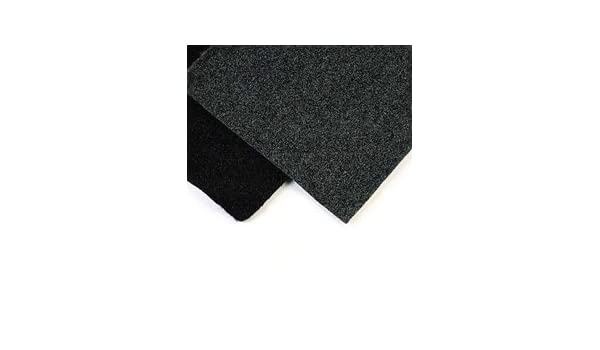 Penn-Elcom M5000-BR Charcoal Indoor//Outdoor Carpet 6ft Wide Per Square Yard-by-Penn-Elcom