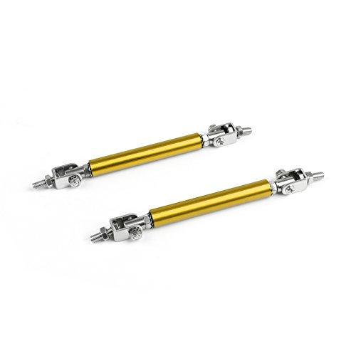 Rear Bumper Splitters - 4