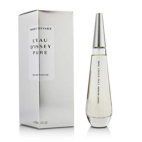 L`eau D`Issey Pure by Issey Miyaķe EDP Perfume for Women 3 FL. OZ./90 ml