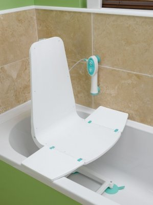 Amazon.com: Lumex 5033A-1 Splash Bath Lift: Industrial & Scientific