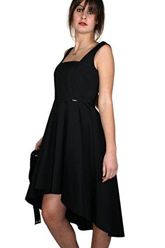 LIU JO abito Unconventional Business Woman colore Nero Collezione: Primavera/Estate 2018