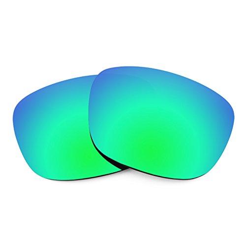 Polarizados Esmeralda Knoxville Mirrorshield — Lentes repuesto para Verde Opciones Electric Revant múltiples de Hq7ww4