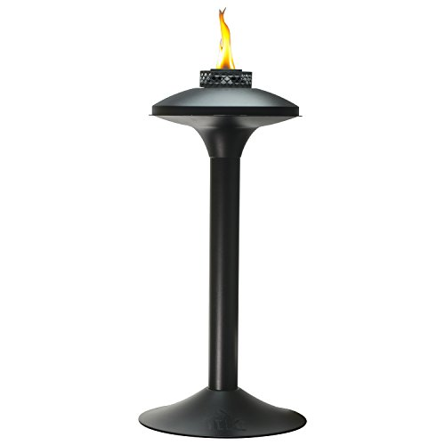 Tiki Brand 28-Inch Belmont Metal Patio Torch, (Tiki Stand)