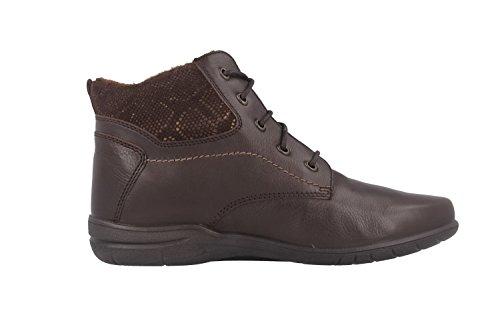 SALE - JOSEF SEIBEL - Fabienne 21 - Damen Boots - Braun Schuhe in Übergrößen