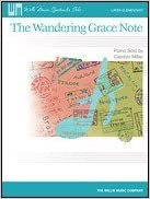 The Wandering Grace Note - Later Elementary Level - Sheet