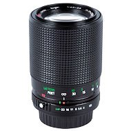 70-210 mm f/4.0-5.6 Manual Focus Zoom Lens w/Macro for Canon FD ()