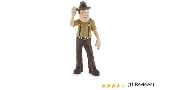 Comansi - Figura Tadeo Jones: Amazon.es: Juguetes y juegos