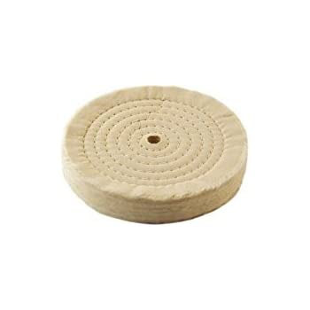 Scottchen Extra Thick Buffing Polishing Wheel 6 Inch 70