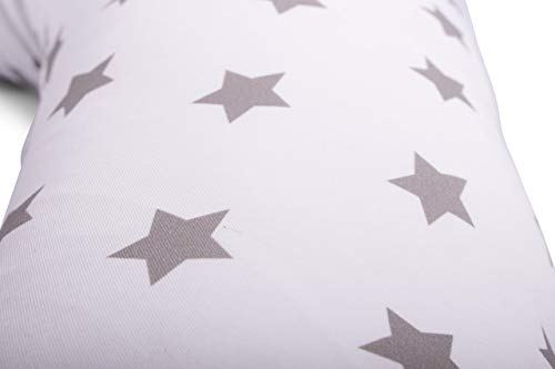 Spare Purple Star Print Cover For Widgey Plus Multi-Use Pregnancy /& Sleep Pillow