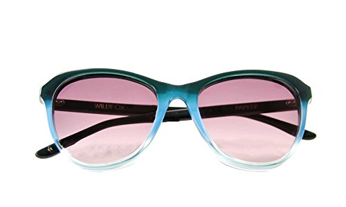 Wildfox Women's PARKER Cat-Eye Sunglasses Blue - Wildfox Sunglasses