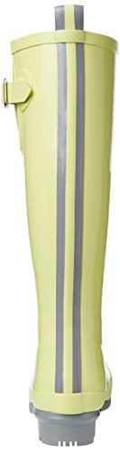Joules Womens Fieldwelly Gloss Rain Boot Lime