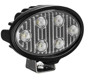 Vision X Lighting 9911274 One Size Work Light (Oval/Eight 5-Watt Leds/40 Degree Flood Pattern)