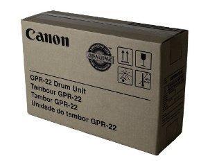 5 X Canon OEM Copier Supplies 0388B003AA DRUM UNIT (BLACK) For IMAGERUNNER1025 (0388B003AA, GPR22) -