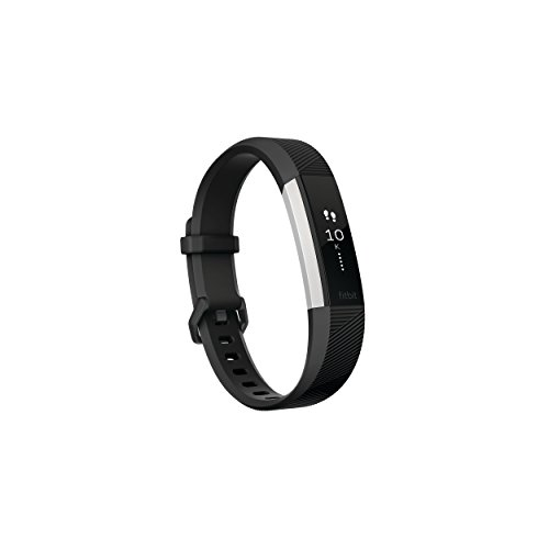 Fitbit Alta HR, Black, X-large (US Version) (Fitbit Flex Vs Charger)