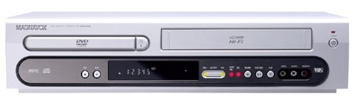 Vhs to dvd converter/recorder/players: 2 from toshiba and magnavox.