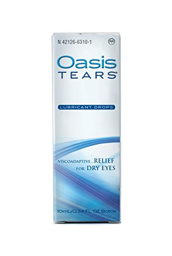 oasis eye drops for dry eyes - 1