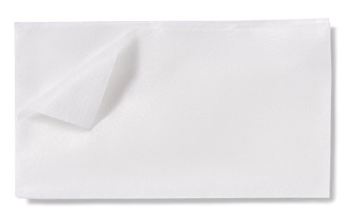 Medline Ultrasoft Disposable Dry Cleansing Cloth Wipe, 1,200 Count, Wipe Size 7 x 13 inches, Multi-purpose dry cloth for baby wipes, incontinence care, removing makeup, and cleaning surfaces
