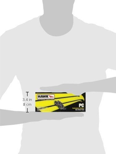 Hawk Performance HB452Z.545 Performance Ceramic Brake Pad