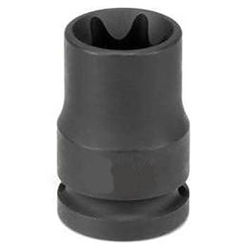 2120R Grey Pneumatic 1//2 Drive x 5//8 Standard 12-Point Socket