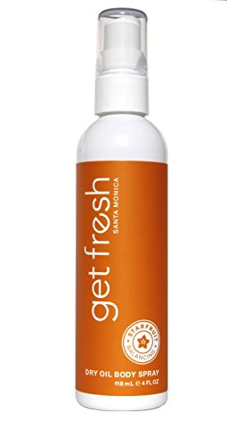 Get Fresh - Dry Oil Body Spray 4oz Starfruit