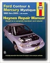 Haynes ford contour and mercury mystique 95 00 manual haynes ford contour and mercury mystique 95 00 manual fandeluxe Images