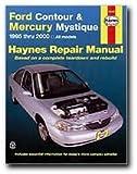 Haynes Ford Contour and Mercury Mystique (95 - 00) Manual