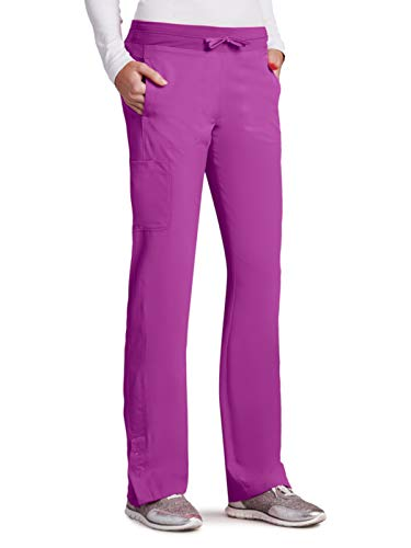 Barco One 5205 Cargo Track Pant Bright Violet M - Bright Violet Womens