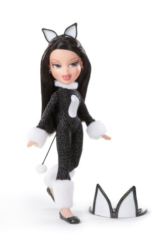 Bratz Costume Party Jade Midnight Kitty (Bratz Cat)
