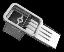 (1965 Mustang Ash Tray Rear Quarter (Convertible))