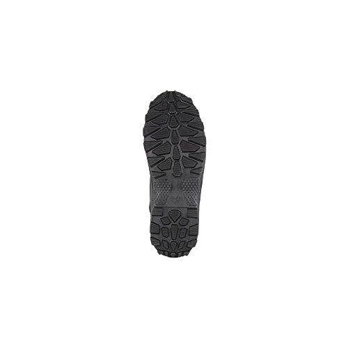 Condor Mens Murphy Zip 9 Taktisk Vattentätt Läder, Nylon Tyg Stövlar Svarta