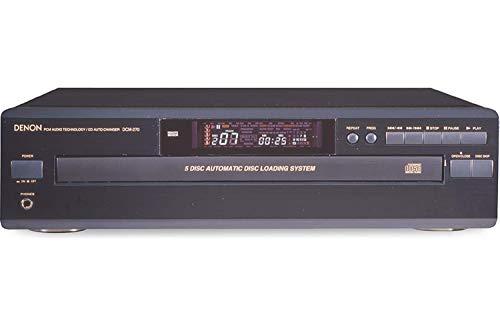 Denon DCM-270 5 Disc Multi CD Changer Player