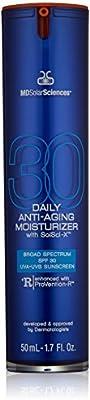 MDSolarSciences Daily Anti-Aging Broad Spectrum SPF 30 Moisturizer