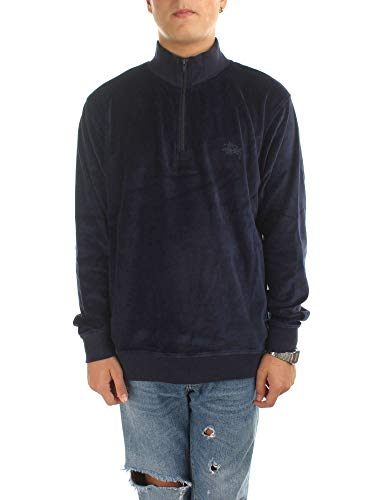 XL Shirts 1140103 Homme Sweat Bleu Stussy EX08qwTq