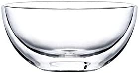 None 10 Croci Doble Capa de Vidrio TIGELA de Matcha 300 ml