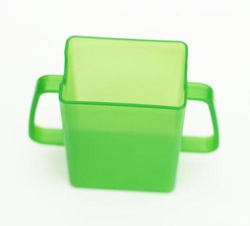 Mommy's Helper Juice Box Buddies, Green, 3-Pack (Green Helper Box)