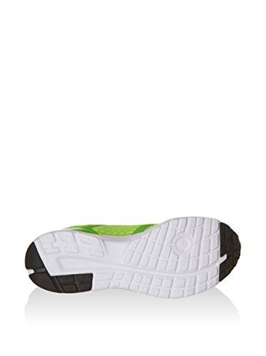 Reebok Rush Chaussures de Chaussures Homme Verde Rush Blu Bianco Gymnastique Reebok rqrwAU5S