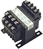 ''Hammond Power Solutions PH75MGJ Transformer, control, pri: 380/277/208V, 1ph, sec: 75VA, 120/240V, .63/.31A''