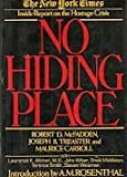 No Hiding Place, Robert D. McFadden, 0812909801
