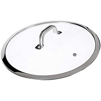 "Duxtop Cookware Glass Replacement Lid (6"")"